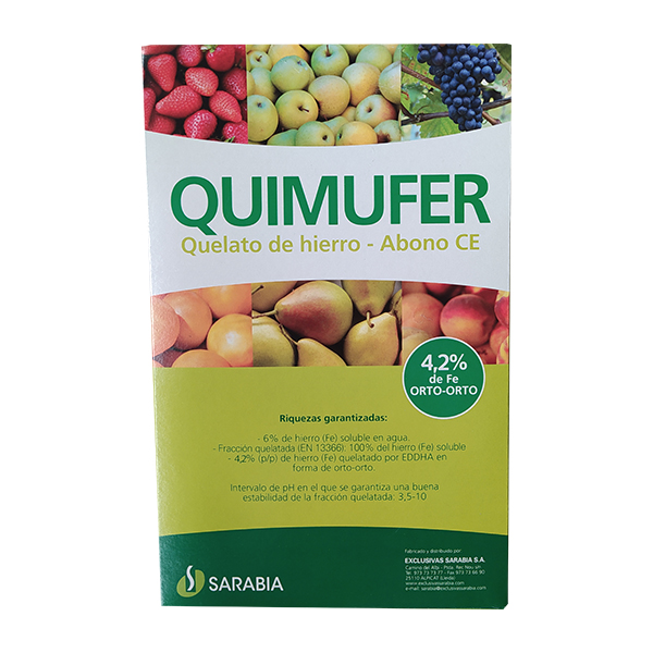 QUIMUFER PS -1 KGS-