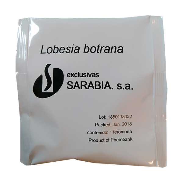 FEROMONA LOBESIA BOTRANA-BARRENILLO-